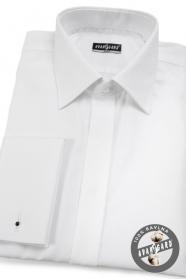Herren Hemd SLIM weiß 100% Baumwolle