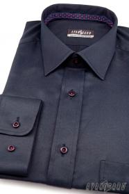Dunkelblaues Hemd Ausverkauf