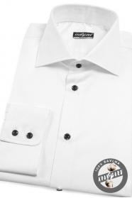 Herren Hemd REGULAR langarm  Weiß