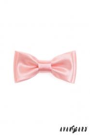Fliege MINI rosa für Kinder 7 cm