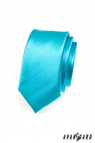Krawatte SLIM türkis