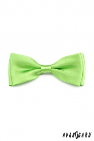 Hellgrüne Herren Fliege