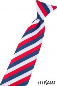 Jungen Krawatte Tricolore Lux