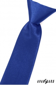Dunkelblaue junge Krawatte