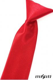 Jungen Kinder Krawatte Rote Farbe