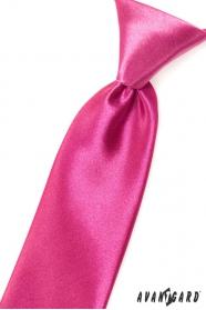 Fuchsia Jungen Krawatte