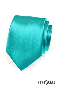 Türkise Krawatte für Männer