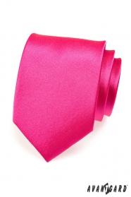 Herren Krawatte fuchsia-rosa