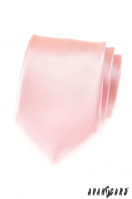 Herren Krawatte Rosa Pink