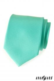Krawatte AVANTGARD Minze matt