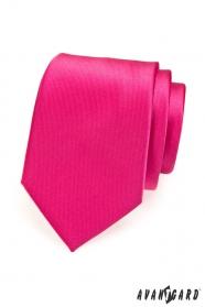 Krawatte Fuchsiafarbe