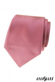 Altrosa Herren Krawatte