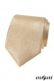 Gold Avantgard Lux Krawatte