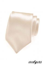 Herren Krawatte cremige Ivory