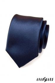 Krawatte dunkelblau NAVY