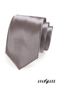 Graphite Krawatte für Männer