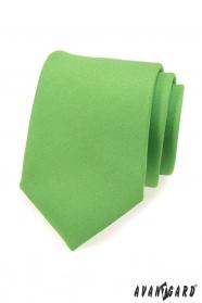 Expressive Krawatte grün