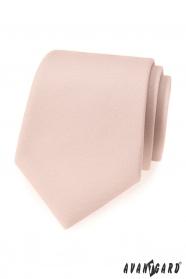 Elfenbeine Herren Krawatte