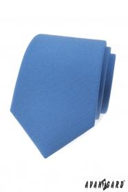 Hellblaue, matte Krawatte