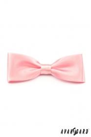 Herren Fliege pink