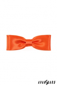 Herren Fliege   Orange