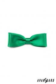 Herren Fliege smaragdgrün