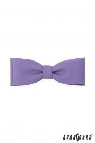 Helle Herren Fliege violett