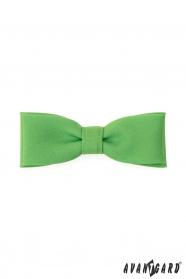 Grüne expressive Herren Fliege