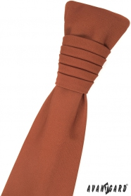Zimtbraun Französisch Krawatte