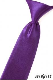 Jungen Kinder Krawatte violett