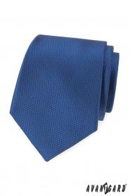 Dunkelblaue Herren Krawatte