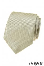 Grünliche Krawatte
