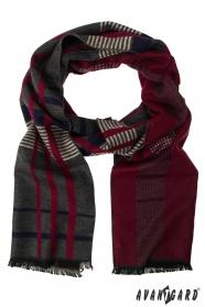 Mehrfarbiger eleganter Schal